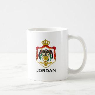 JORDANIEN - Emblem/Flagge/Wappen/Symbol Kaffeetasse