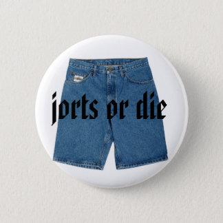 Jorts oder die Knopf Runder Button 5,7 Cm