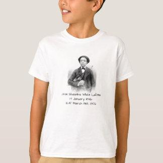 José Silvestre Weiß Lafitte T-Shirt