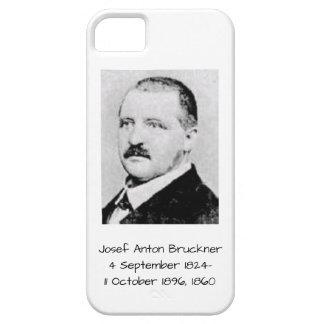Josef Anton Bruckner 1860 iPhone 5 Etui