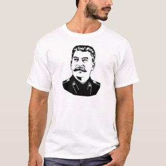 Josef Stalin Porträt T-Shirt