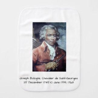 Joseph Bologne, Chevalier de Heilig-Georges Spucktuch