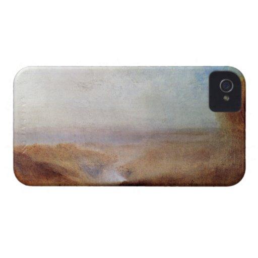 Joseph Mallord Turner - gestalten Sie mit einem iPhone 4 Hülle