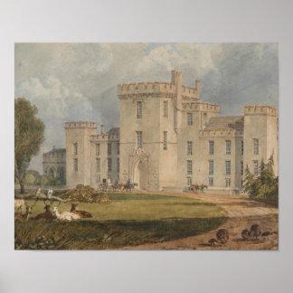 Joseph Mallord William Turner - Ansicht von Poster