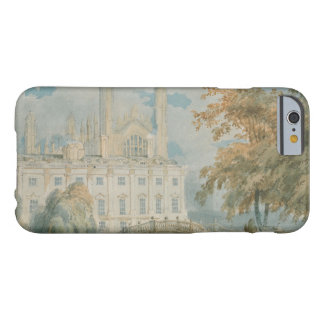 Joseph Mallord William Turner - Clare Hall Barely There iPhone 6 Hülle