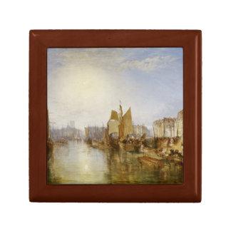 Joseph Mallord William Turner - der Hafen Erinnerungskiste