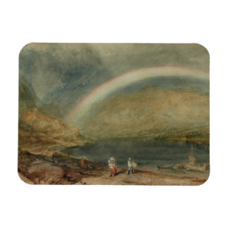 Joseph Mallord William Turner - der Regenbogen Magnet