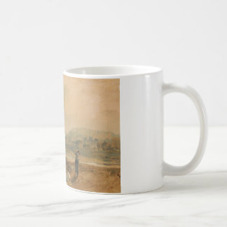 Joseph Mallord William Turner - Lulworth Schloss Kaffeetasse