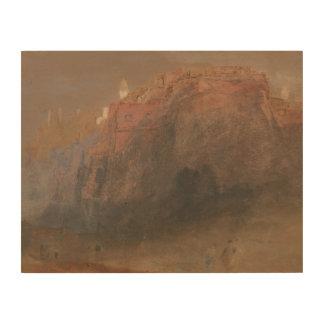 Joseph Mallord William Turner - Luxemburg Holzdruck