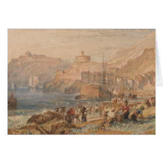 Joseph Mallord William Turner - St. Mawes, Cornwal Karte