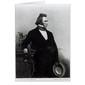 Joseph Paxton Karte