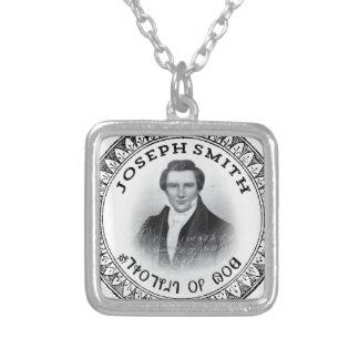 Joseph-Smith DER Prophet des Gottes Versilberte Kette