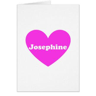 Josephine Karte