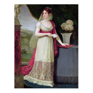 Josephine Tasher de la Pagerie Empress Postkarte