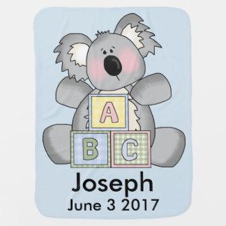 Josephs personalisierter Koala Puckdecke