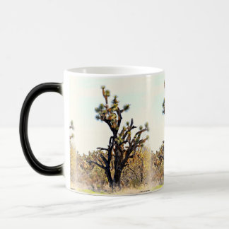 Joshua-Baum-Kaffeetasse/Tasse Verwandlungstasse