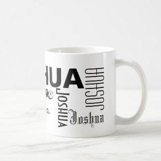 JOSHUA - personifizieren Sie die Tasse