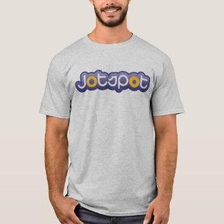 JotSpot Grau-T-Stück T-Shirt
