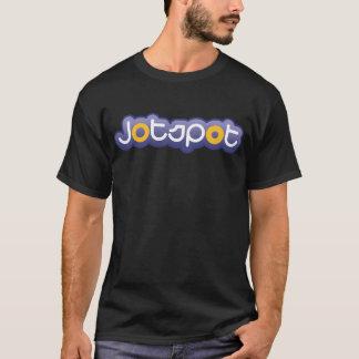 JotSpot schwarzes T-Stück T-Shirt