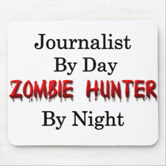 Journalist-/Zombie-Jäger Mousepad