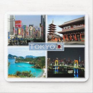 JP Japan - Tokyo - Kabukicho Shinjuku - Mousepad