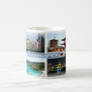JP Japan - Tokyo - Kaffeetasse
