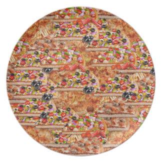jPizza Melaminteller