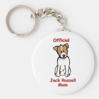 JR. Mamma Standard Runder Schlüsselanhänger
