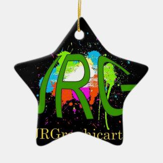 JRGraphicarts Keramik Ornament