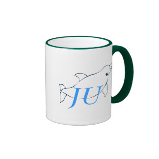 JU Delphin-Tasse für linkshändiges Ringer Tasse