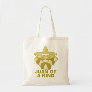 Juan einer Art Tragetasche