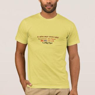 Juckender Hintern T - Shirt