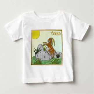 Judaika 12 Stämme Israel Naphtali Baby T-shirt