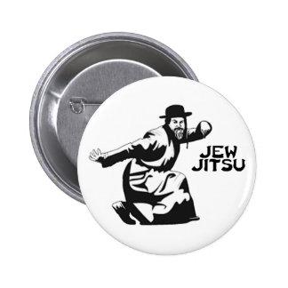 Jude Jitsu Knopf Runder Button 5,7 Cm