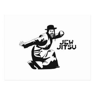 Jude Jitsu Postkarte