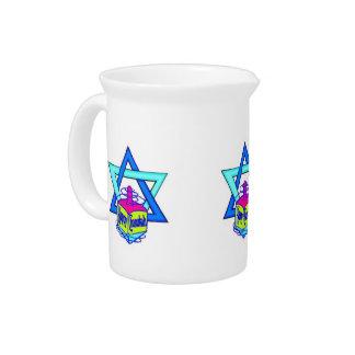 Jüdische Feiertags-Feiern Krug