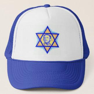 Jüdischer Hut Obama Truckerkappe
