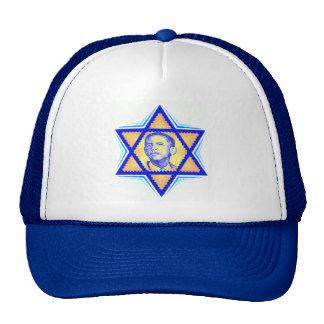 Jüdischer Hut Obama Truckermütze