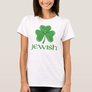 Jüdischer irischer T - Shirt