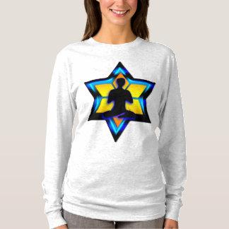 Jüdisches Yoga T-Shirt