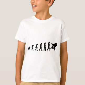 Judo-Evolutions-Licht T-Shirt