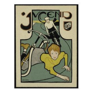 Jugend (1896) postkarte