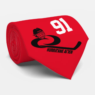 Jugend-Hockey-Team-Krawatte des Hurrikan-AIDEN Individuelle Krawatte