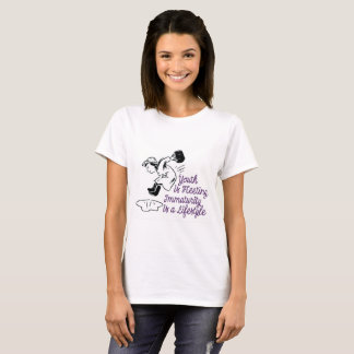 Jugend ist - Spritzen flüchtig T-Shirt