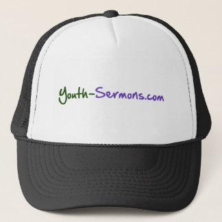 Jugend-Predigten Hut Truckerkappe