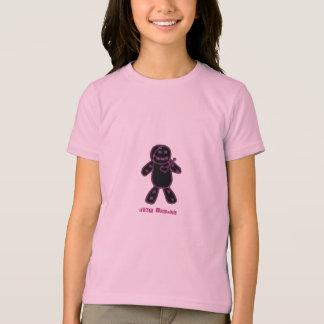 Jugend-rosa Voodoo-T-Stück Hemd