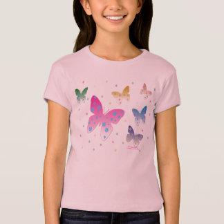 Jugend-Schmetterlings-T - Shirt
