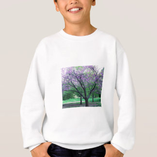 Jugend-T - Shirt mit Frühjahr-Szene