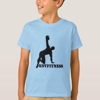 Jugend-T - Shirt mit KSV Fitness-Logo