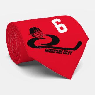 Jugend-Team-Hockey-Krawatte Hurrikan RILEYS Krawatte